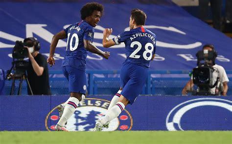 Chelsea crown Liverpool Champions - Premier League Central