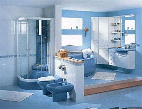 bathroom simple bathroom color ideas blue showers