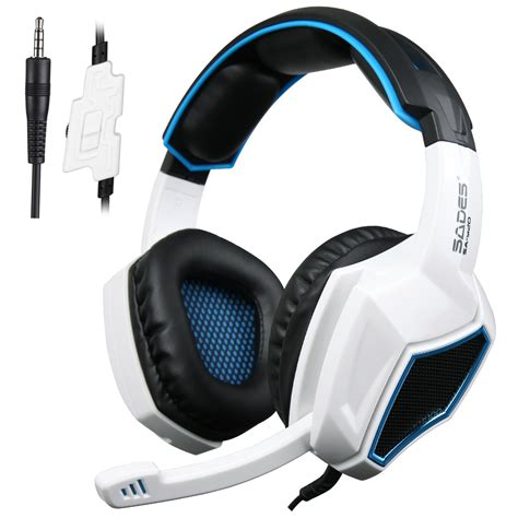 gaming headset ps4 test ps4 headset yanni sades wired ear stereo gaming