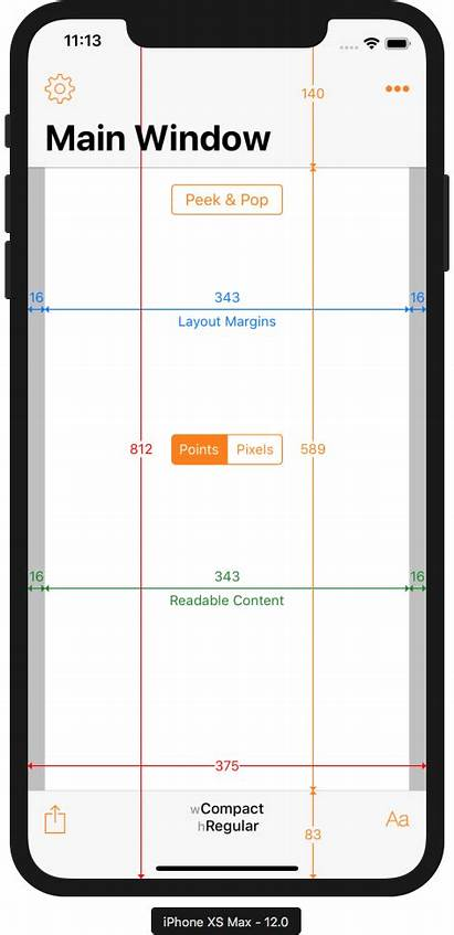 Iphone Xs Screen Xr Apps Ios Adapt
