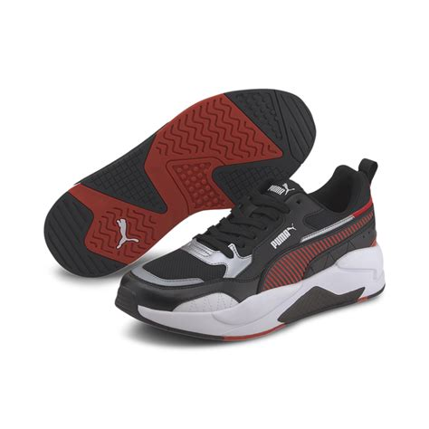 Puma ferrari men's shoes are the result of a collaboration between the scuderia and the legendary sportswear brand, in which iconic styles are revisited and innovative new looks introduced. Puma Ferrari Race X-Ray 2 Zapatilla De Hombre - Azzurry
