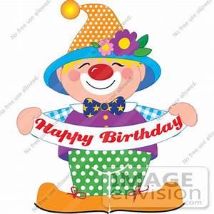 Birthday Clown Clipart (53+)