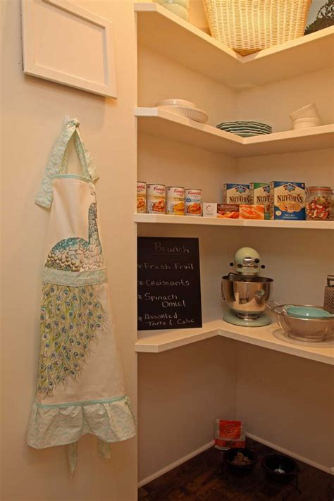 corner kitchen pantry ideas spectacular small kitchen corner pantry with l shaped