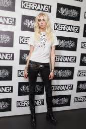Taylor Momsen - 2014 Kerrang! Awards at the Troxy in ...