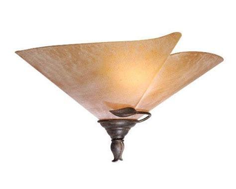 vaxcel capri 1 light wall sconce rustic lighting fans