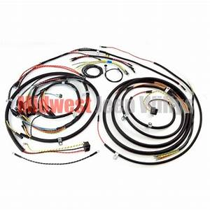 Jeep Part 645743t Wiring Harness Kit With Turn Signal