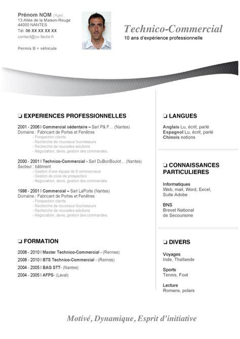 Exemple De Présentation De Cv by Esccot Candidature La R 233 Daction De Votre Cv