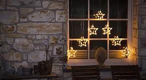 Weihnachtsbeleuchtung Innen Fenster : weihnachtsbeleuchtung f r innen und aussen ~ Orissabook.com Haus und Dekorationen
