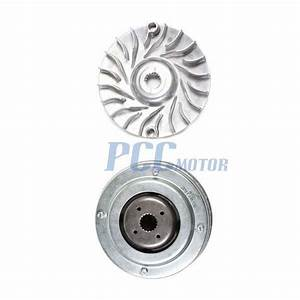 Chinese Front Drive Variator Clutch Assembly Linhai 260cc