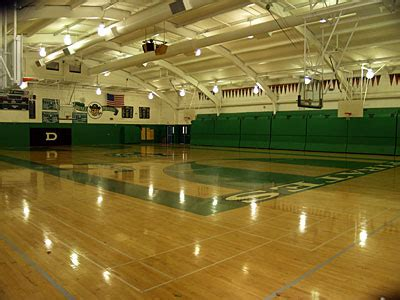 facility rental drake gyms