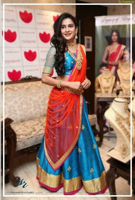 best 25 half saree ideas on half saree lehenga simple lehanga and simple lehnga choli