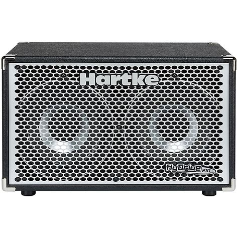 2x10 Bass Cabinet Dimensions by Hartke Hydrive 500w 2x10 Bass Speaker Cabinet Musician S