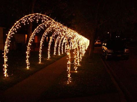 lighted arches christmas anthony domingo christmas