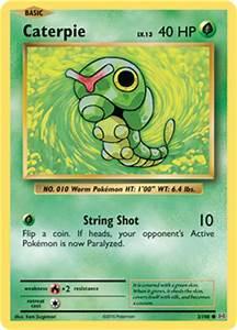 Caterpie | XY—Evolutions | TCG Card Database | Pokemon.com
