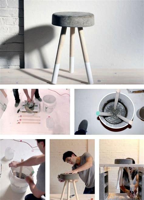 Sgabelli Fai Da Te by Come Costruire Uno Sgabello In Legno O Cemento Scopri Il
