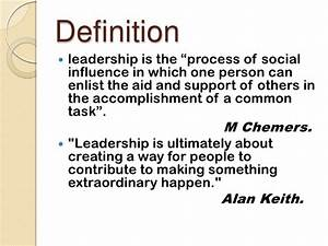 What Are The Qualities Of A Good Leader Essay what are the qualities ...