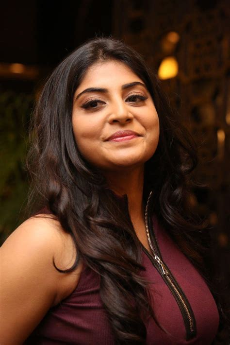 Actress Manjima Mohan Comes From Kerala Where A