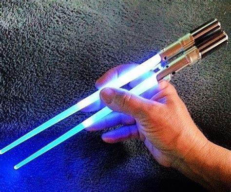 Light Saber Chopsticks by Wars Light Up Chopsticks Awesome Stuff