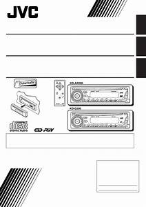 Jvc Car Stereo System Kd