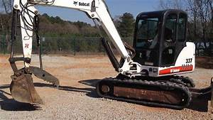 Click On The Image To Download Bobcat 337 341 Excavator