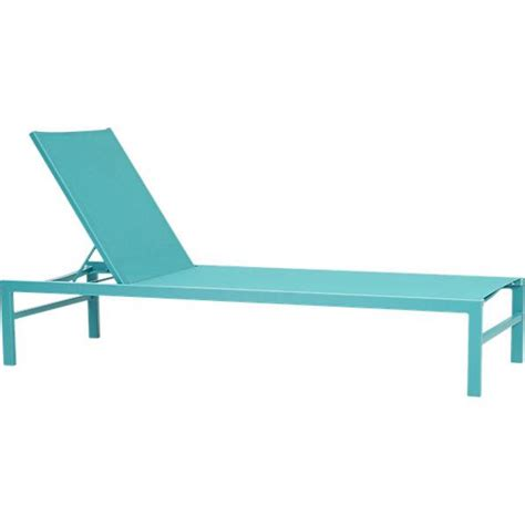 chaise turquoise idle turquoise outdoor chaise lounge