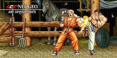 Fighting Nintendo Switch King Games Fighters Neogeo