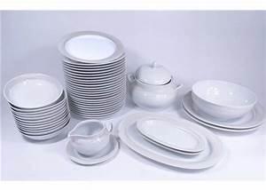 Service De Table Pas Cher : service de table 12 personnes pas cher vaisselle maison ~ Teatrodelosmanantiales.com Idées de Décoration