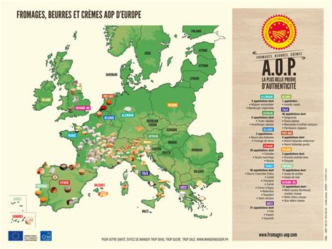 Carte De Fromage Aop by What Is Pdo Fromages Aop