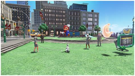 Super Mario Odyssey Jump-rope Glitch Discovered