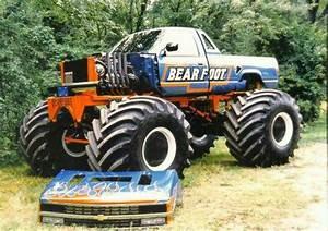 Bearfoot | Monster Trucks | Pinterest | Discover more ...