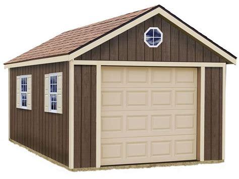 12x20 Shed by 12x20 Wood Storage Garage Shed Kit