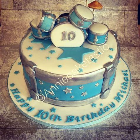 Drum Set Birthday Cake Recipe