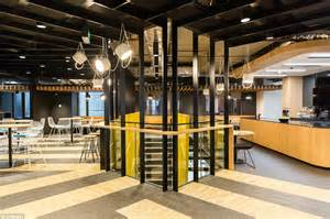 LinkedIn's new standing-only Australian HQ with retro ...