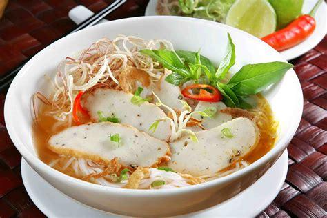 chignon cuisine nha trang vermicelli soup bun ca sua asiatours