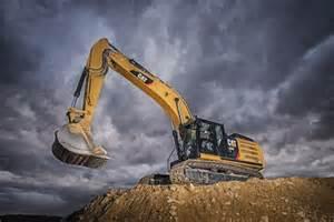 cat construction caterpillar 336e h hydraulic hybrid excavator wins edison