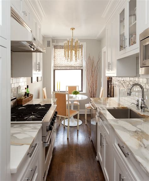 Kitchen Designs Nyc by Galley Kitchen Ideas Contemporary Kitchen Emily