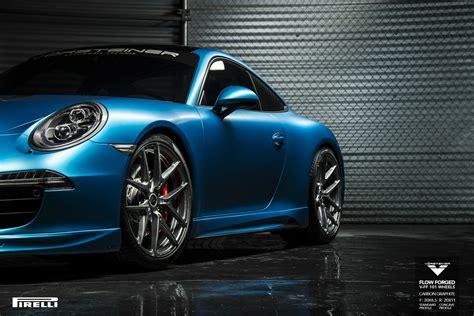 Vorsteiner Porsche 911 Carrera S Modified Autos World Blog