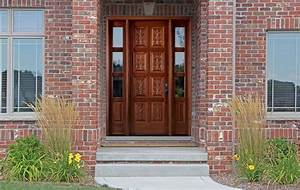 12, Stunning, Solid, Wood, Entry, Door, Ideas, For, Your, Home