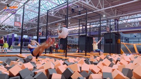 jump house leipzig deutschlands groesster trampolinpark ab
