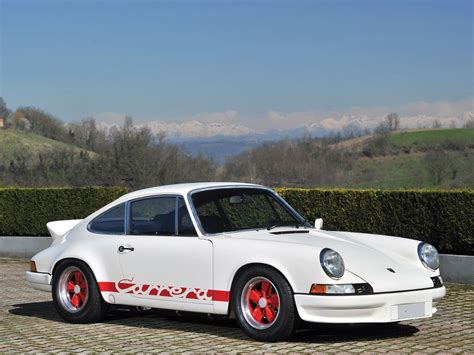 Porche 911 Rs by 1973 Porsche 911 Rs 2 7 Touring Pics Information