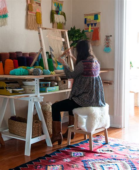 From Melbourne To Brooklyn A Textile Designer At Home