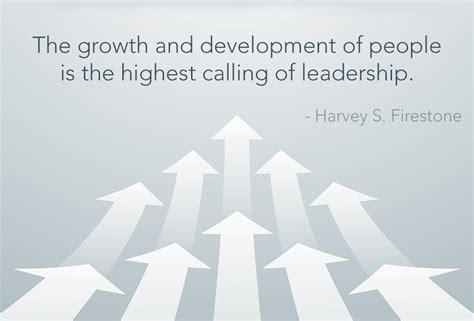 leadership quotes peter barron stark companies