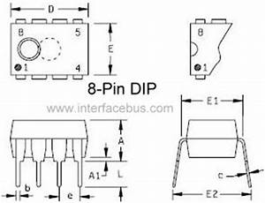 plastic dip ic package 8 pin With ic packages