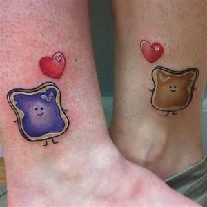 Tatouage Amour éternel : 15 tatouages compl mentaires pour d montrer l amour ~ Melissatoandfro.com Idées de Décoration