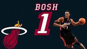 Miami Heat:Chris Bosh by DevilDog360 on DeviantArt