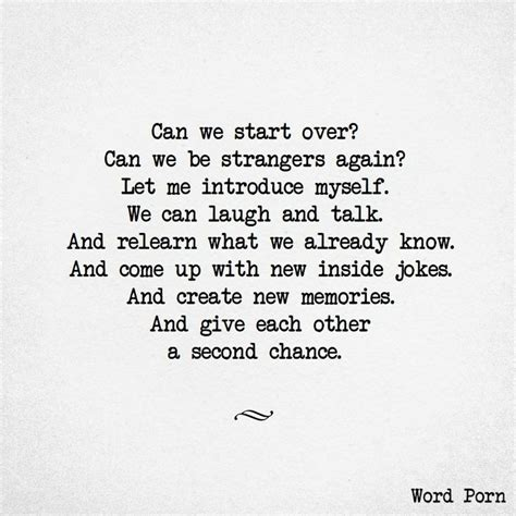 Giving Marriage A Second Chance Quotes