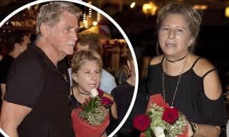 Barbra Streisand on date night with husband in Portofino ...