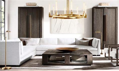 The 2016 Restoration Hardware Reboot  More Gold, Less. Amazon Used Living Room Furniture. Set Up Living Room Dining Room Combo. Bamboo Flooring Living Room. Living Room Design Ideas Colourful. Black Leather Living Room Furniture. Small Living Room Furniture Layouts. Art Ideas For Living Room. Living Room Furniture Warehouse