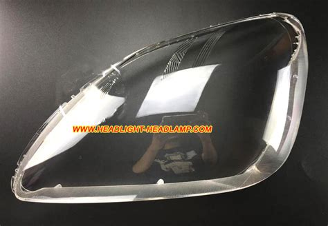 Honda Cr-v Headlight Plastic Lens Cover Fading Headlamp