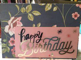 colorful creative cards happy birthday  poem